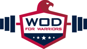 Image result for rwb logo wods for warriors